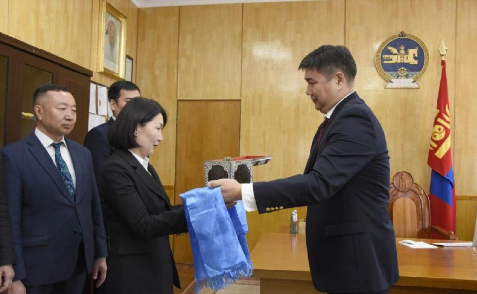 Назначен новый Генеральный секретарь Администрации ВГХ