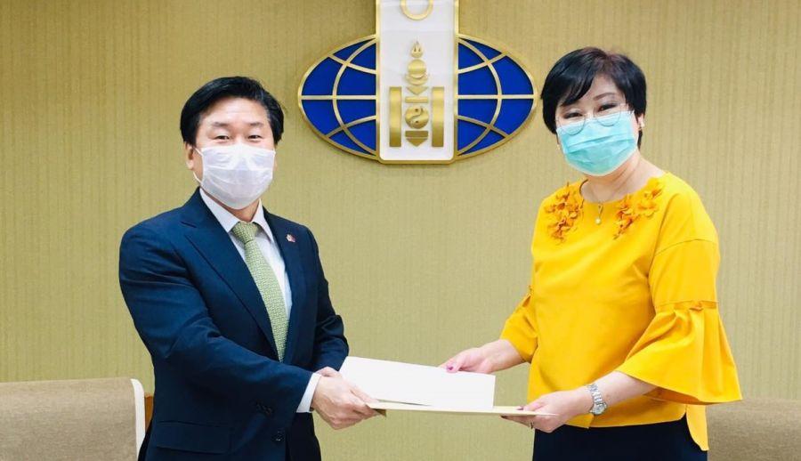 Монголия и Южная Корея: 30-летие установления дипломатических отношений
