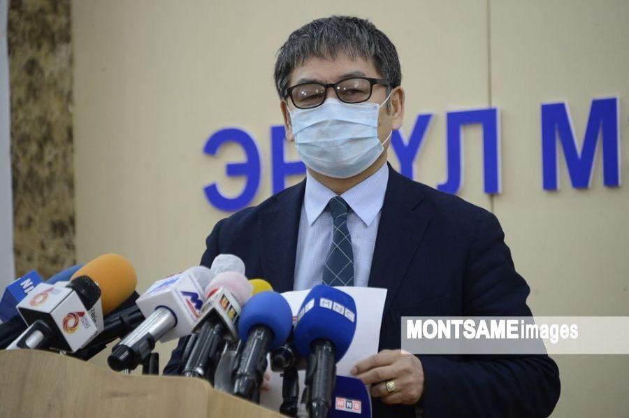 Подтвержден шестой случай заражения коронавирусом в Монголии
