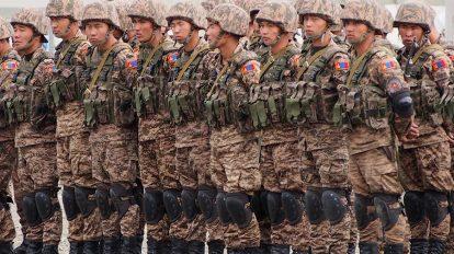 День монгольского воина