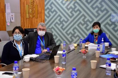 Министры здравоохранения 30 стран провели онлайн-конференцию