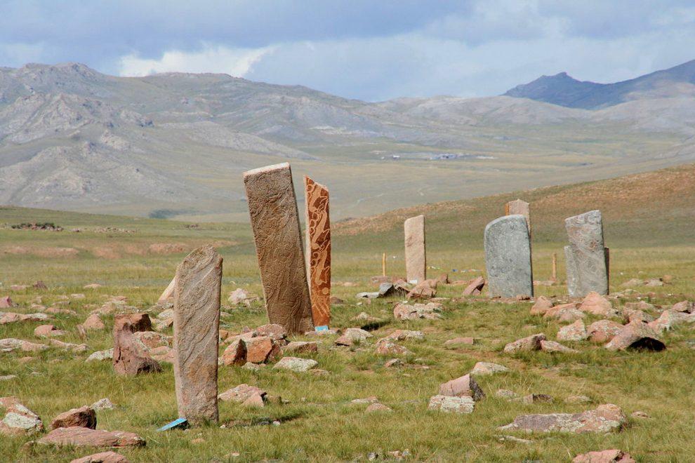 Богатое наследие бронзового века Монголии