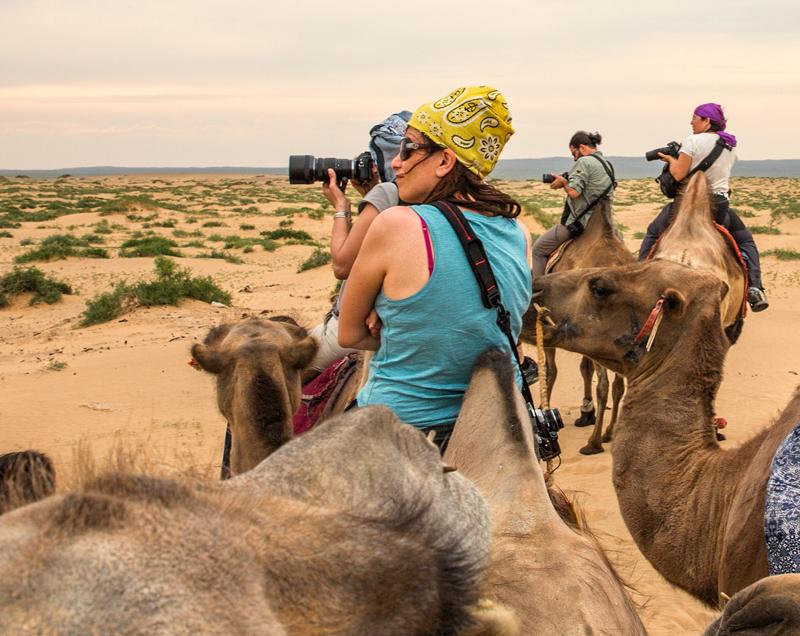 Туристы отменяют запланированные поездки в Монголию